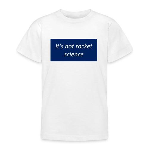 It s not rocket science - T-shirt Ado