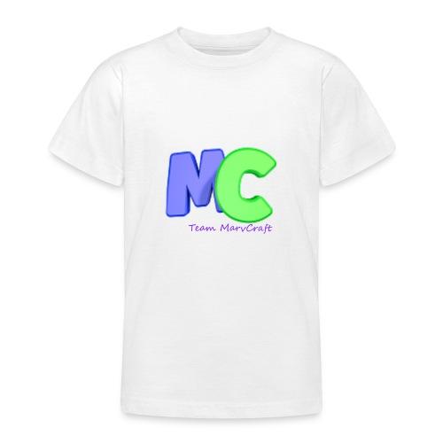 Team MarvCraft - Teenager T-Shirt