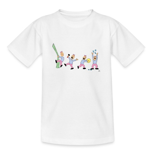 toern babybody - T-skjorte for tenåringer