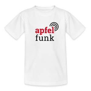 Apfelfunk Edition - Teenager T-Shirt