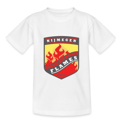 trainingsjack rood - Teenager T-shirt