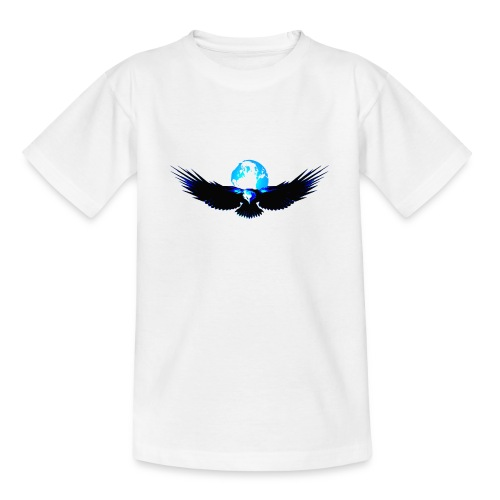 eagle earth - Teenager T-shirt