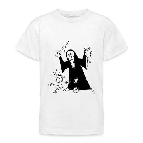 halloween t-skjorte - T-skjorte for tenåringer