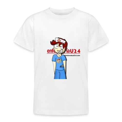 Enfermero Estresado U24 - Camiseta adolescente