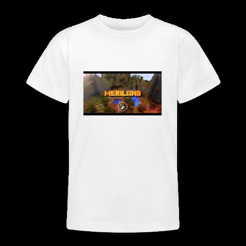 Taza Meriland con web - Camiseta adolescente