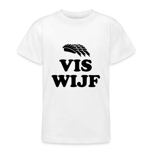 Sushi Vis wijf - Teenager T-shirt