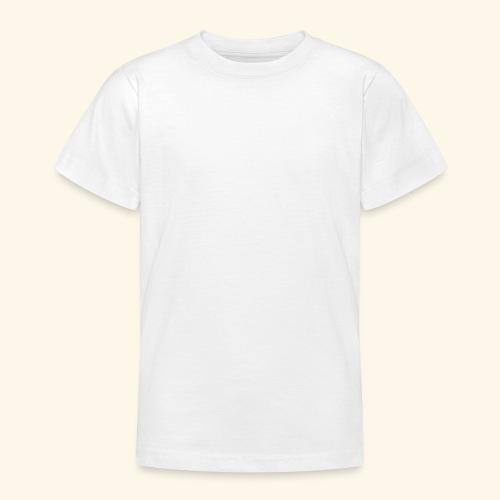 Diseño Tipo Death Note - Camiseta adolescente