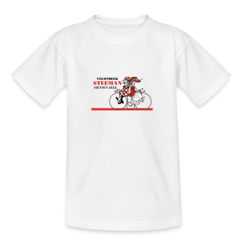 Velotheek Tshirts - Teenager T-shirt