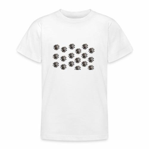 camisa perro 1 copia - Camiseta adolescente