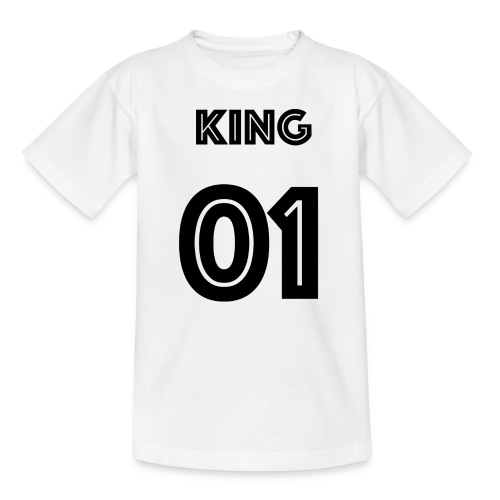 King Limited HD SMK - Teenager T-Shirt