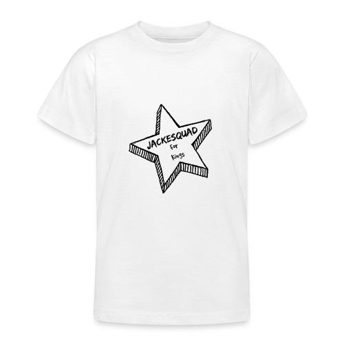 JACKESQUAD - T-shirt tonåring