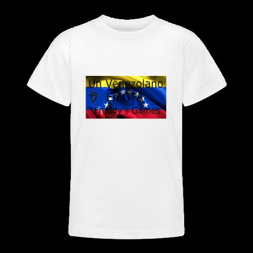 Alfombra De Mouse Un Venezolano En GTA - Camiseta adolescente