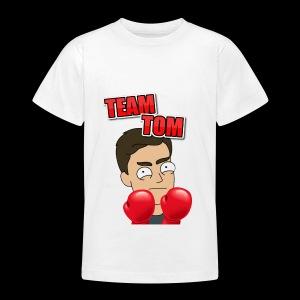 Team Tom - Teenage T-shirt