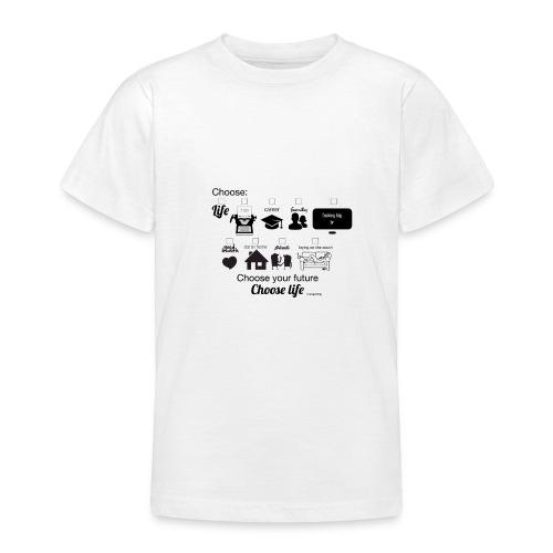 trainspotting - Camiseta adolescente