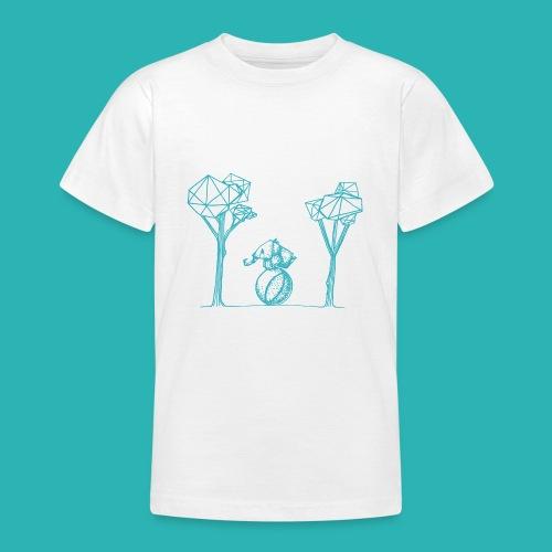Rotolare_o_capitombolare_lightblu-png - Maglietta per ragazzi