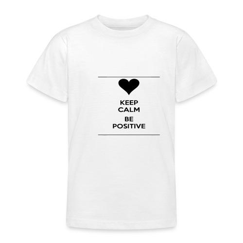 keep- positive - Maglietta per ragazzi