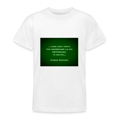 Citazione - Maglietta per ragazzi
