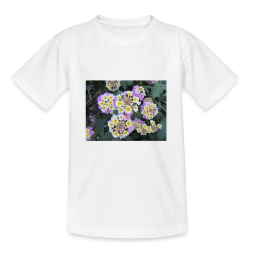 Flower power Nº8 - Camiseta adolescente