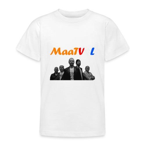 Maatvol Fan shirt Heren - Teenager T-shirt