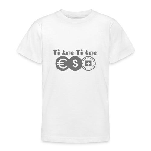 Tia Amo - Teenager T-Shirt