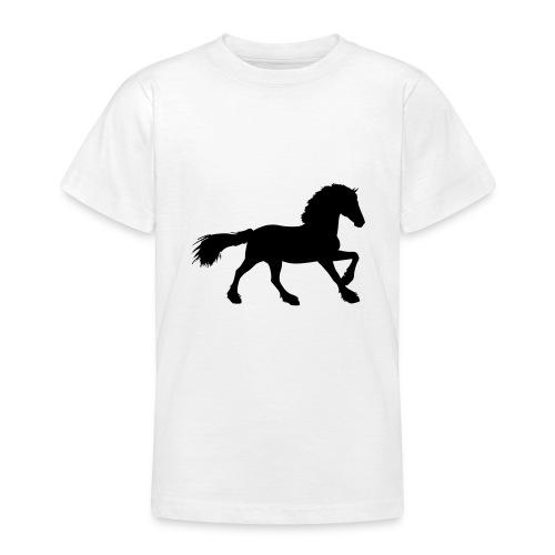 Pferd - Horse - Teenager T-Shirt