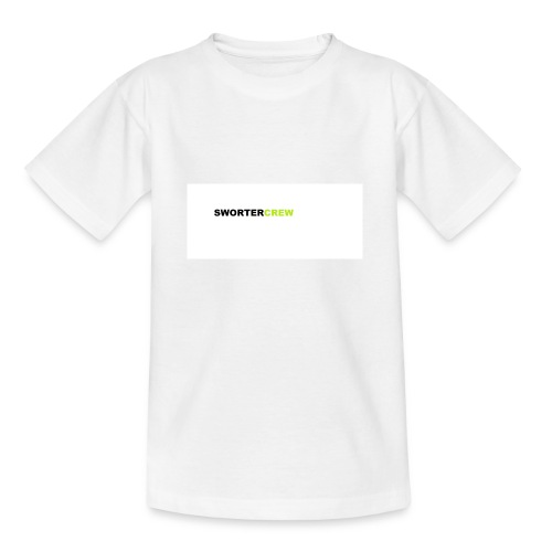SWORTERCREW - Teenager T-Shirt
