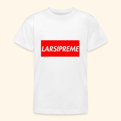 LarsiPreme - T-skjorte for tenåringer