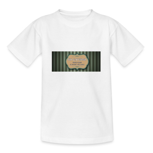SINGLUTENOSA - Camiseta adolescente