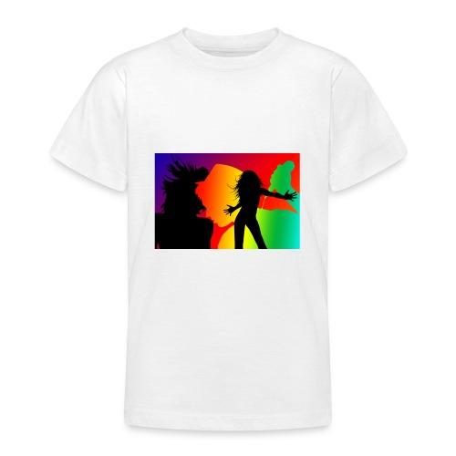 PARTY TIME FASHION - Teenage T-Shirt