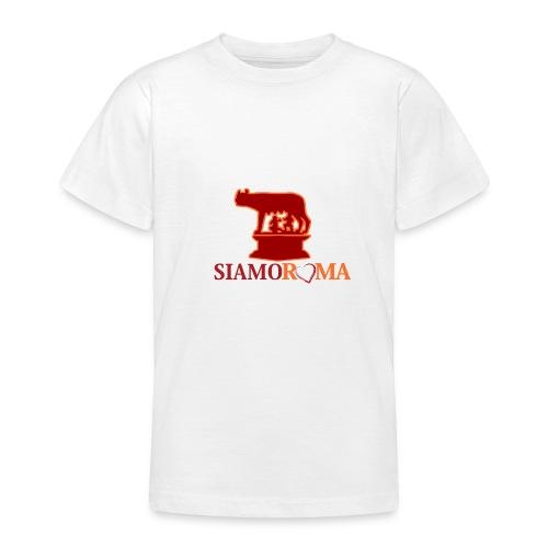 siamo roma 2 - Maglietta per ragazzi