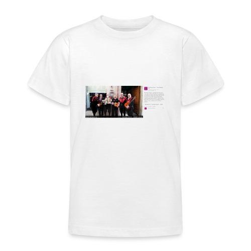 tunaTCR-jpg - Camiseta adolescente