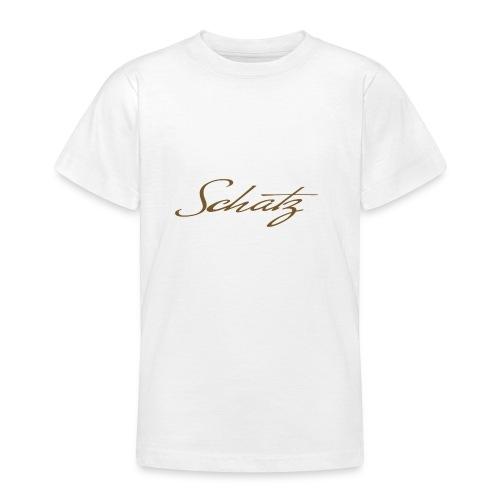 Schatz Baseballshirt - T-shirt tonåring
