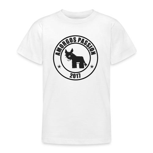 La collection d'Amorgos Passion 2017 ! - T-shirt Ado