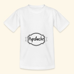Pupsbacke - Teenager T-Shirt