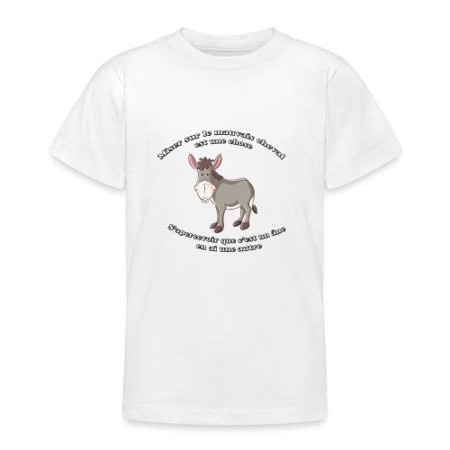 HI HAN by LOL+LOL=MDR - T-shirt Ado