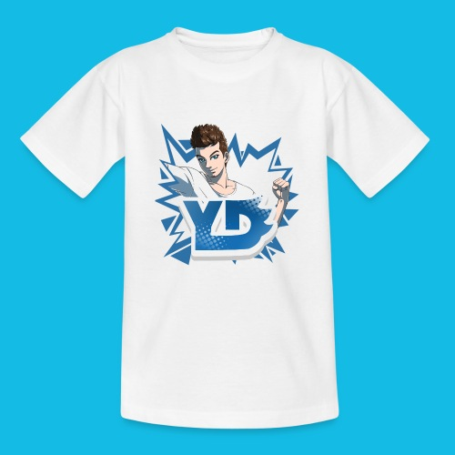 Avatar + Logo - Teenager T-Shirt