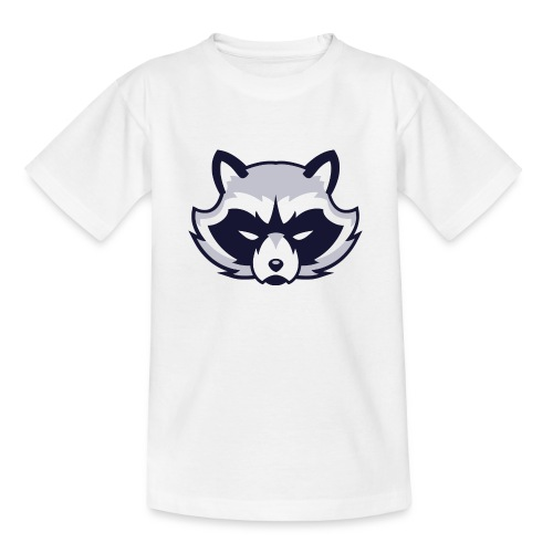 Waschbär - Teenager T-Shirt