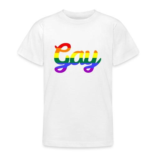 Gay - Teenager T-Shirt