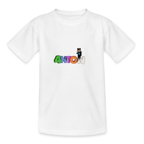 4nton Sitzend - Teenager T-Shirt