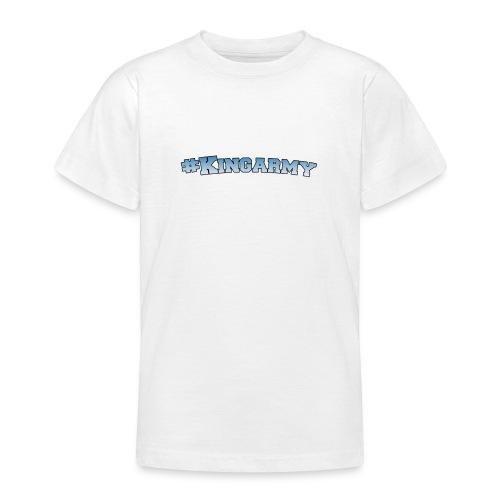 Kingarmy Specal -Premium Merch - Teenager T-Shirt