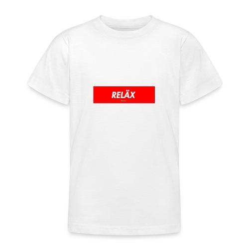 Reläx Logo - Teenager T-Shirt