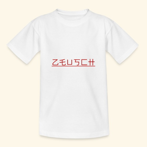 Zeusch Logo - Teenager T-shirt