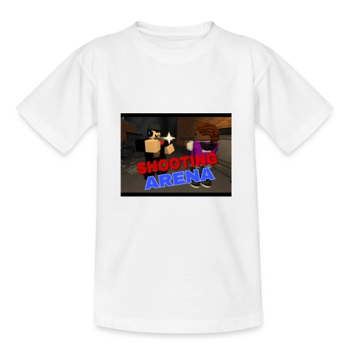Release on Team HD game on roblox - Teenage T-Shirt