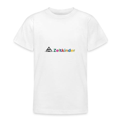 Zeltkinder - Teenager T-Shirt