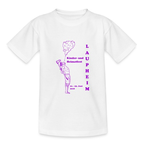 KuH Shirt 2018 - Teenager T-Shirt