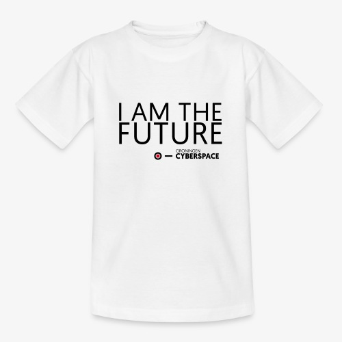 I am the future - Teenager T-shirt