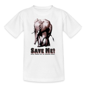 SAVE ME! - Teenager T-Shirt