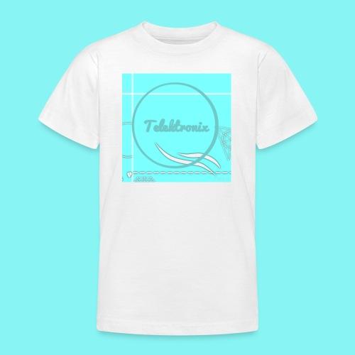 Telektronix Special Edition Logo - Teenage T-shirt