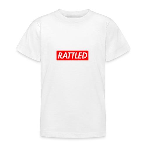 Rattled - Teenage T-shirt