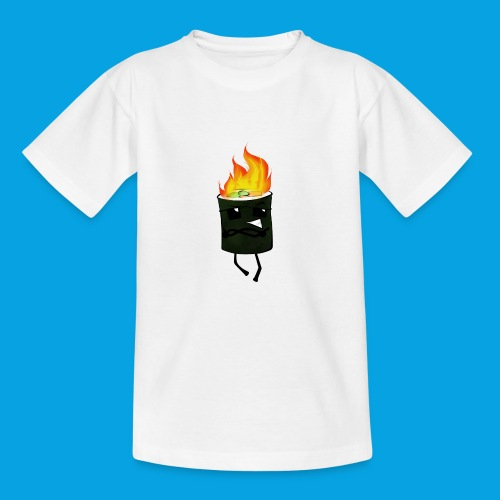Die coole Sushirolle 2.0 - Teenager T-Shirt